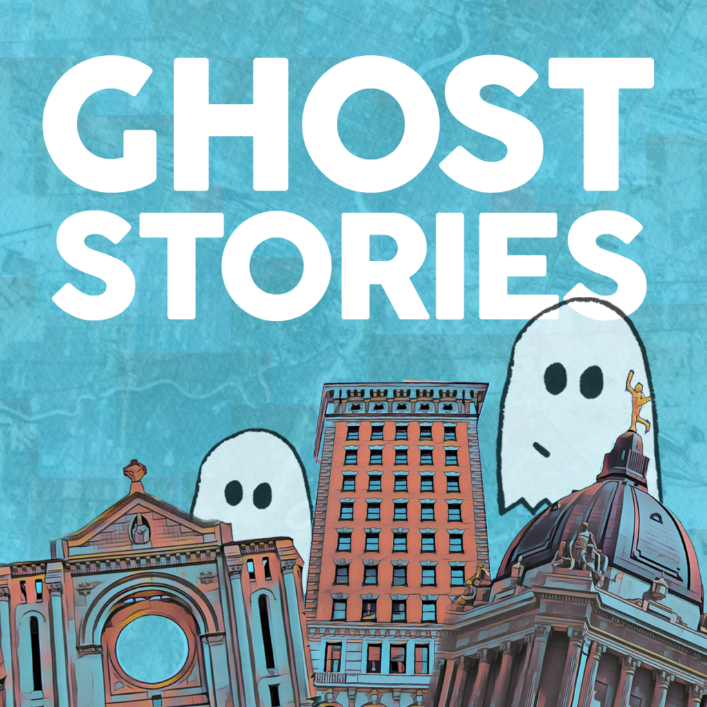 Sat, Oct 20th 10:30PM Ghost Stories