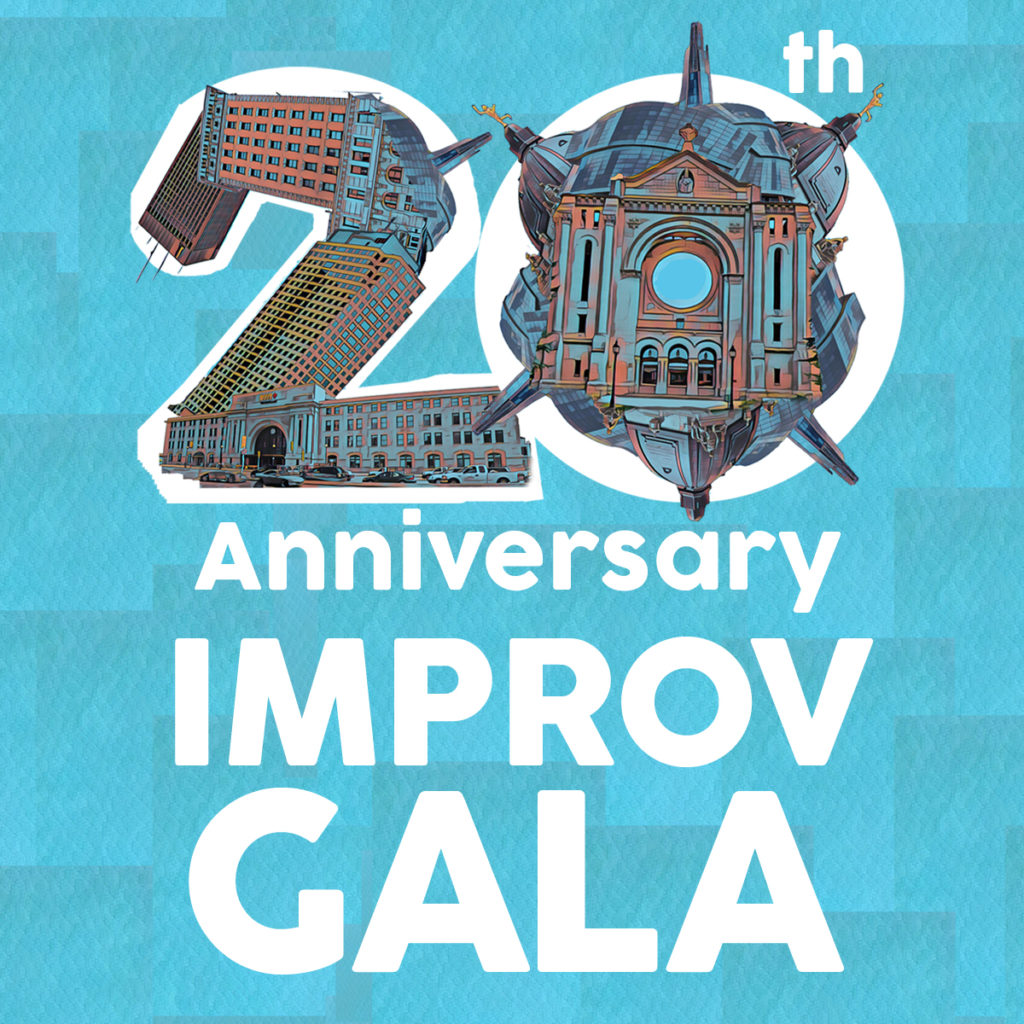 Sat, Oct 26th, 8 PM 20th Anniversary Improv Gala